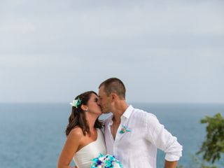 The wedding of Renee and Daniel 1