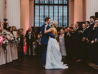The wedding of Claudette Minnotte (formerly Dagorn) and Andrew Minnotte  1