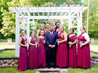 Ari and Evelyn's Wedding in Benton Harbor, Michigan 3
