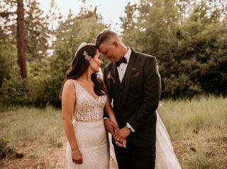 The wedding of Alyssa and Noah