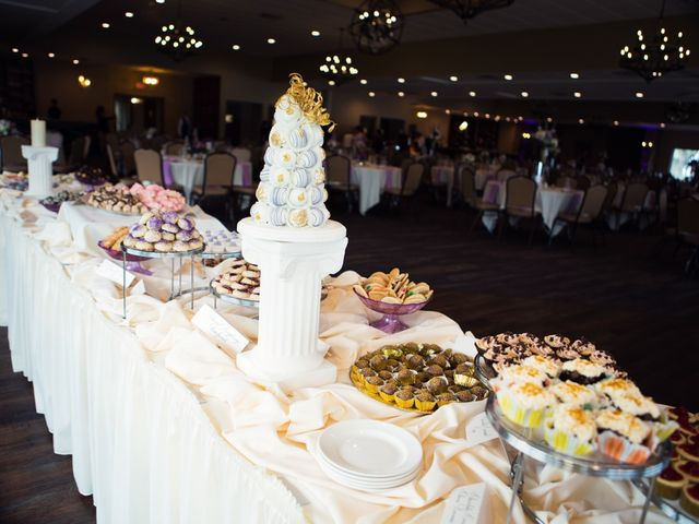 Jonathan and Marissa's Wedding in Youngstown, Ohio 7