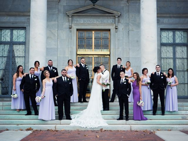 Jonathan and Marissa's Wedding in Youngstown, Ohio 1