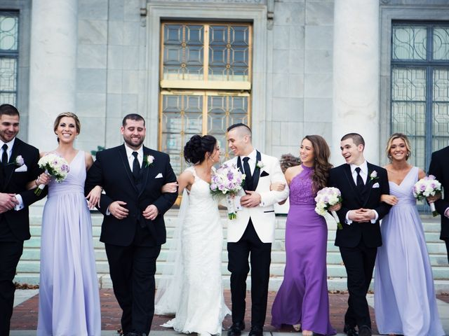 Jonathan and Marissa's Wedding in Youngstown, Ohio 8