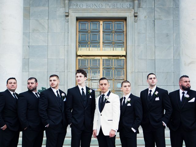 Jonathan and Marissa's Wedding in Youngstown, Ohio 10