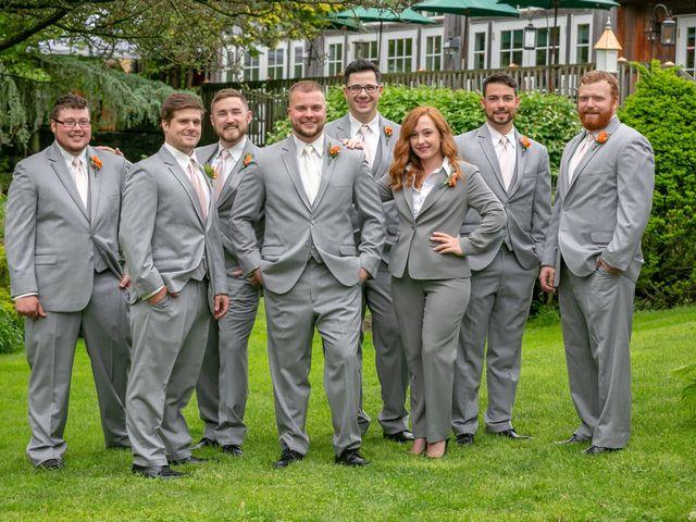 Mariah and Michael's Wedding in Lancaster, Pennsylvania 8