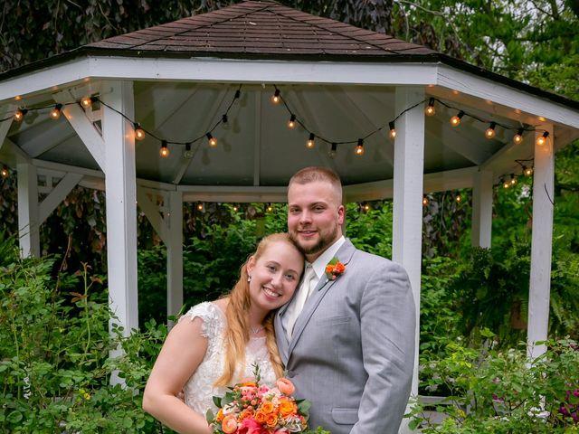 Mariah and Michael's Wedding in Lancaster, Pennsylvania 11