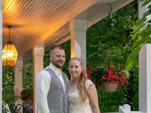 Mariah and Michael's Wedding in Lancaster, Pennsylvania 17