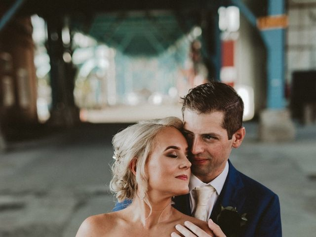 Andrew Minnotte  and Claudette Minnotte (formerly Dagorn)'s Wedding in Pittsburgh, Pennsylvania 3