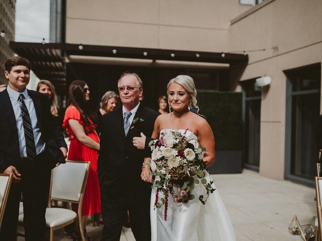 Andrew Minnotte  and Claudette Minnotte (formerly Dagorn)'s Wedding in Pittsburgh, Pennsylvania 10