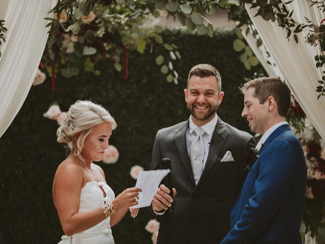 Andrew Minnotte  and Claudette Minnotte (formerly Dagorn)'s Wedding in Pittsburgh, Pennsylvania 13