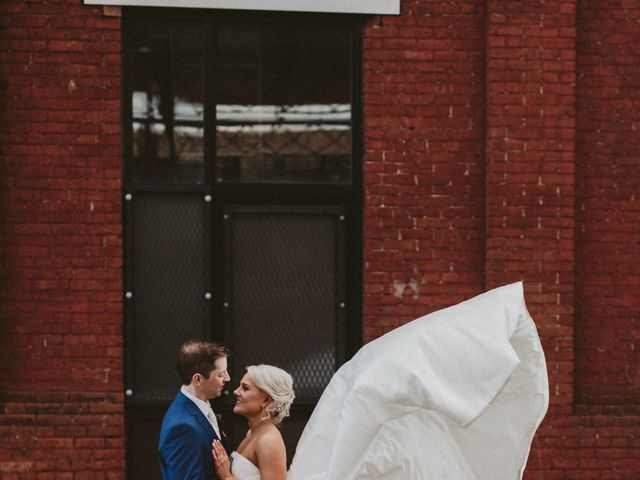 Andrew Minnotte  and Claudette Minnotte (formerly Dagorn)'s Wedding in Pittsburgh, Pennsylvania 18