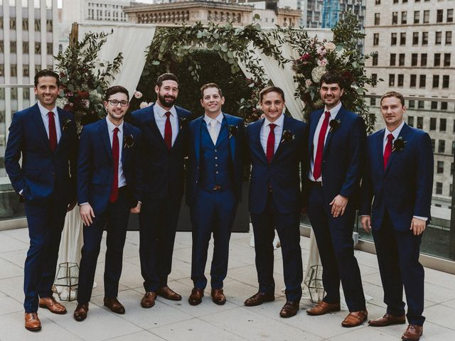 Andrew Minnotte  and Claudette Minnotte (formerly Dagorn)'s Wedding in Pittsburgh, Pennsylvania 20