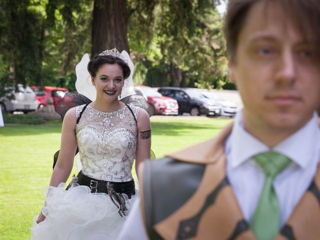 Andrew and Tori's Wedding in Lakewood, Washington 62