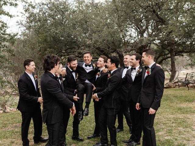 Deidra and Matt's Wedding in Austin, Texas 8