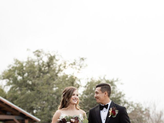 Deidra and Matt's Wedding in Austin, Texas 16