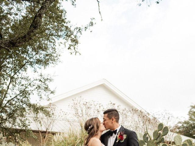 Deidra and Matt's Wedding in Austin, Texas 17