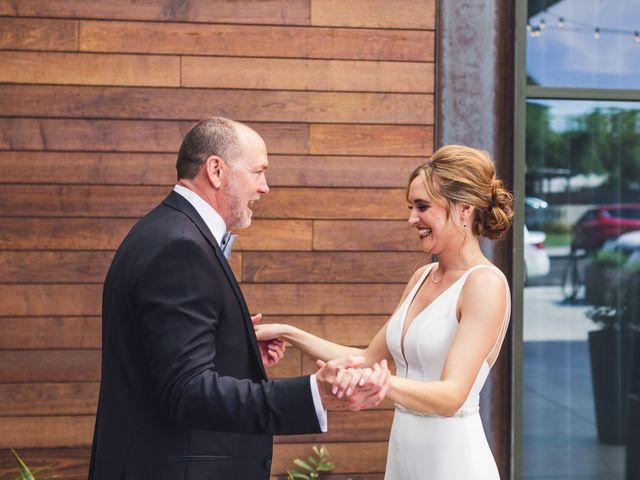 James and Hannah's Wedding in Scottsdale, Arizona 17