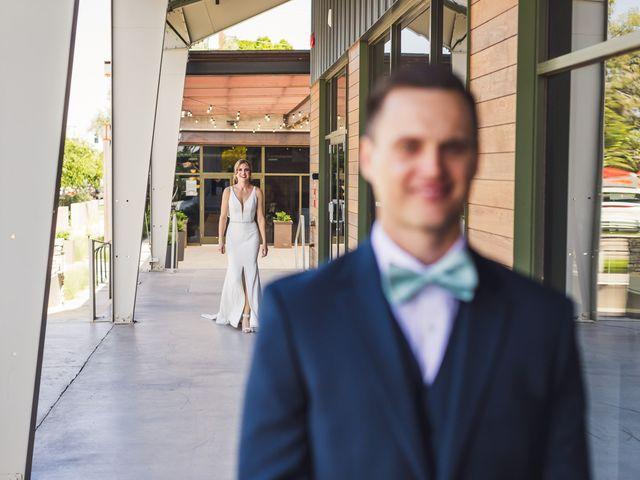 James and Hannah's Wedding in Scottsdale, Arizona 18