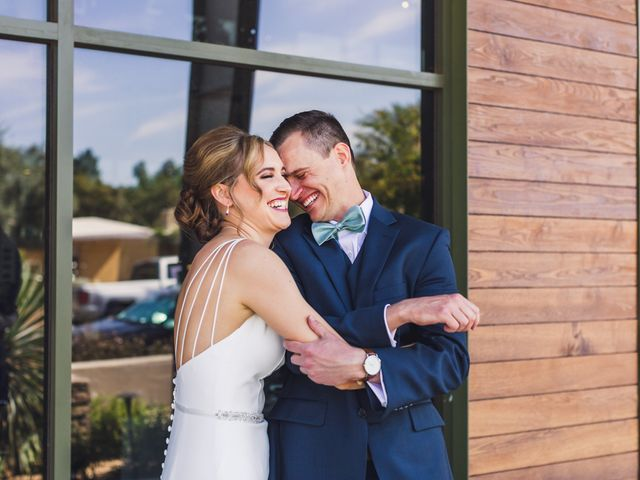 James and Hannah's Wedding in Scottsdale, Arizona 19