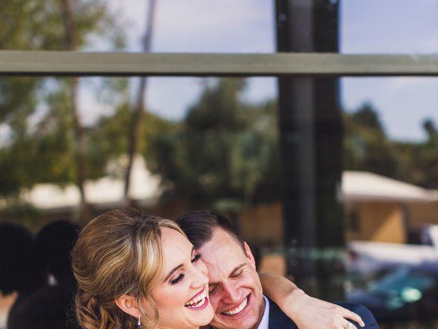 James and Hannah's Wedding in Scottsdale, Arizona 20