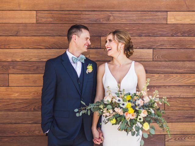 James and Hannah's Wedding in Scottsdale, Arizona 30