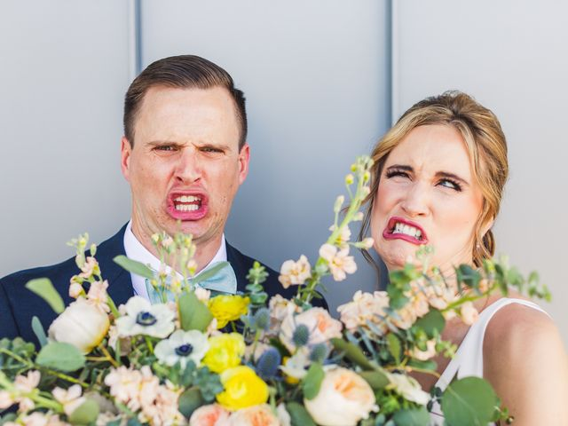 James and Hannah's Wedding in Scottsdale, Arizona 31