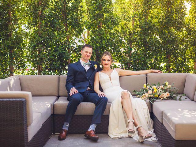 James and Hannah's Wedding in Scottsdale, Arizona 32