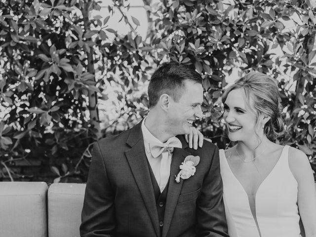 James and Hannah's Wedding in Scottsdale, Arizona 33