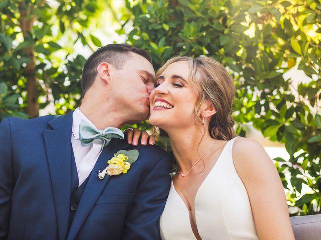 James and Hannah's Wedding in Scottsdale, Arizona 34