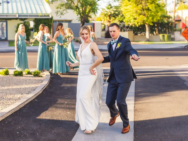 James and Hannah's Wedding in Scottsdale, Arizona 41