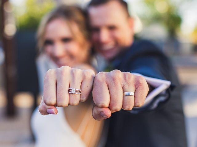 James and Hannah's Wedding in Scottsdale, Arizona 42