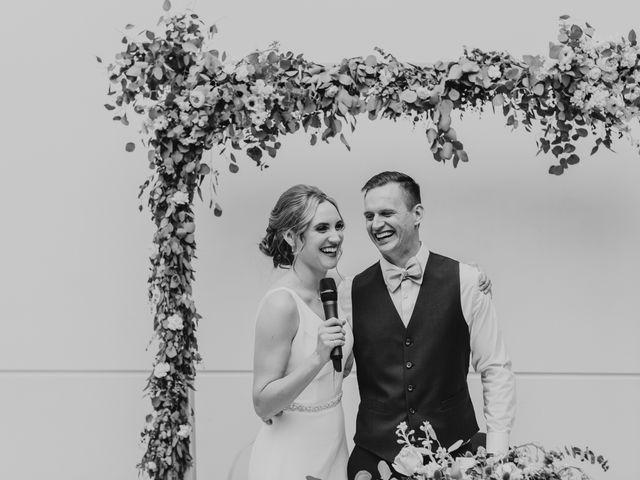 James and Hannah's Wedding in Scottsdale, Arizona 50