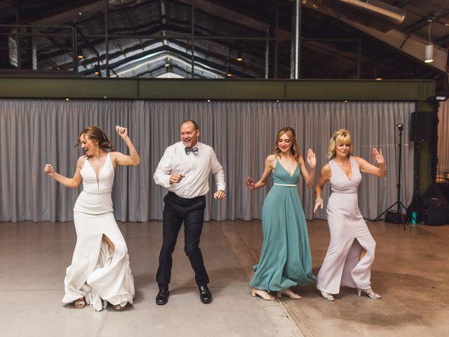James and Hannah's Wedding in Scottsdale, Arizona 53