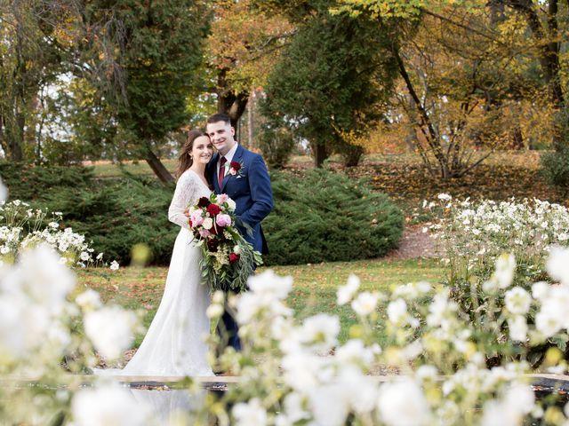 Chris and Cassie's Wedding in York, Pennsylvania 4