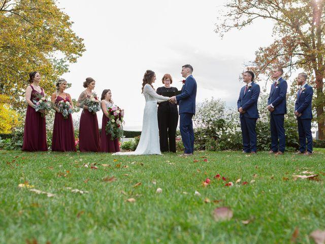 Chris and Cassie's Wedding in York, Pennsylvania 8