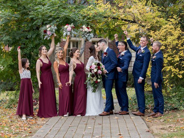 Chris and Cassie's Wedding in York, Pennsylvania 1