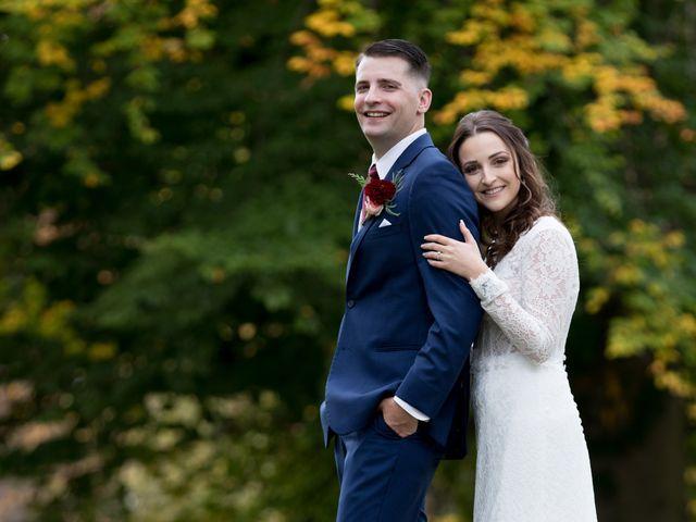 Chris and Cassie's Wedding in York, Pennsylvania 15
