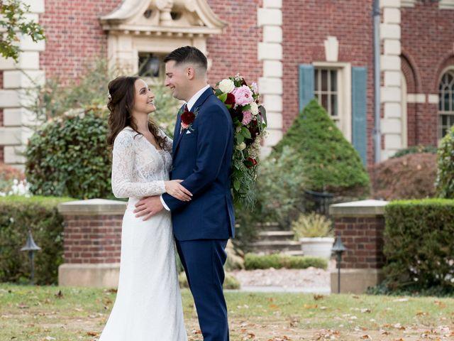Chris and Cassie's Wedding in York, Pennsylvania 2