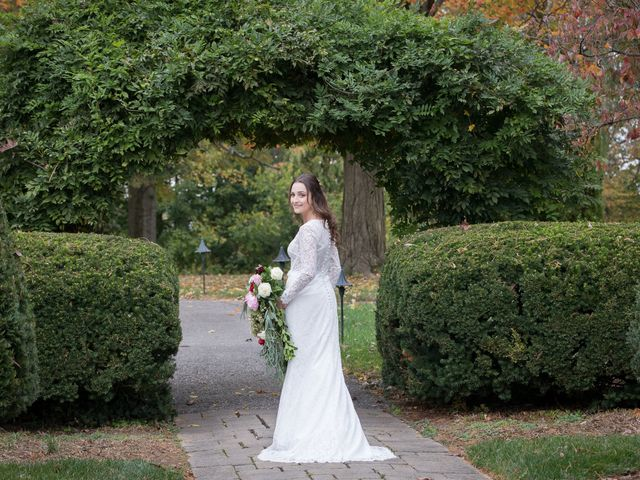 Chris and Cassie's Wedding in York, Pennsylvania 17