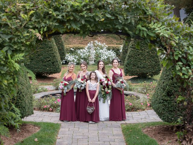 Chris and Cassie's Wedding in York, Pennsylvania 19