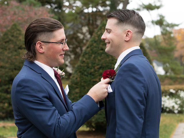 Chris and Cassie's Wedding in York, Pennsylvania 28