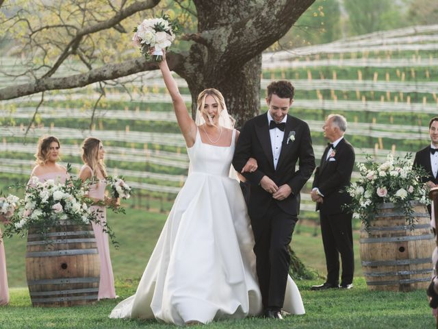 Daniel and Kate's Wedding in Dahlonega, Georgia 42