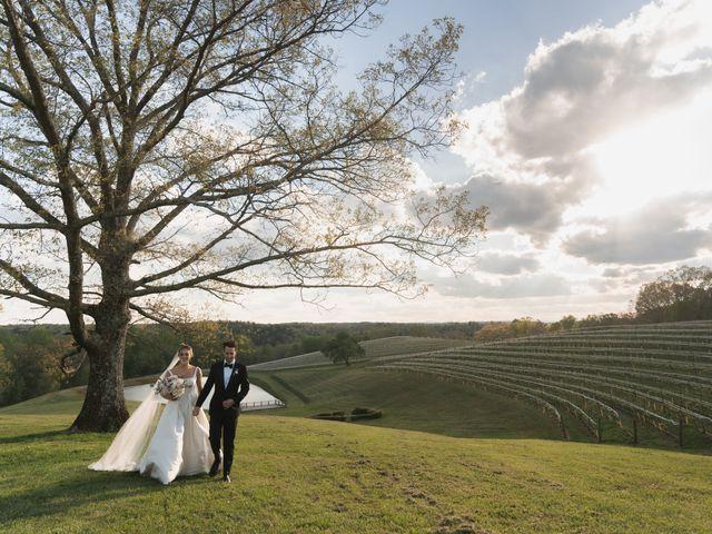 Daniel and Kate's Wedding in Dahlonega, Georgia 44