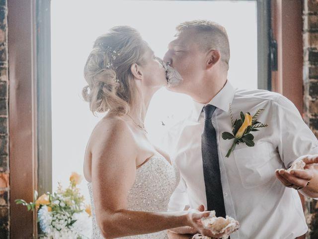 Cody and Kelly's Wedding in Kansas City, Missouri 2