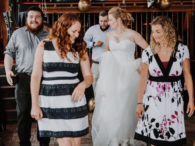 Cody and Kelly's Wedding in Kansas City, Missouri 3