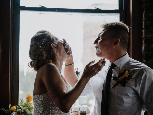 Cody and Kelly's Wedding in Kansas City, Missouri 6