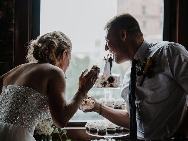 Cody and Kelly's Wedding in Kansas City, Missouri 7