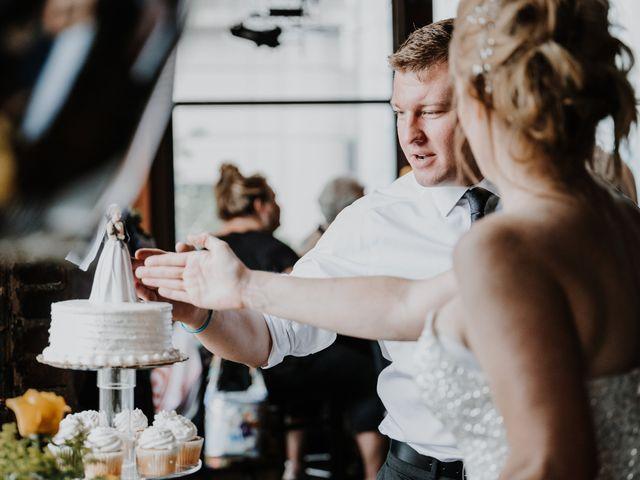 Cody and Kelly's Wedding in Kansas City, Missouri 9