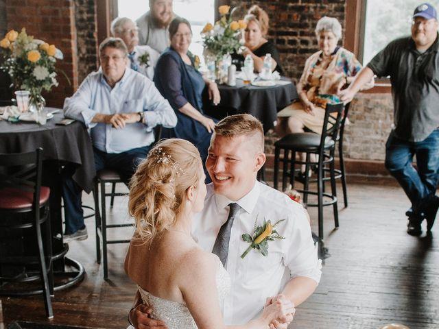 Cody and Kelly's Wedding in Kansas City, Missouri 14