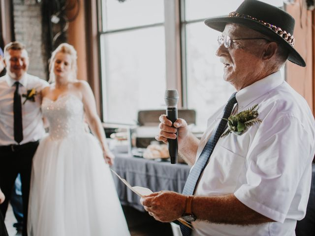 Cody and Kelly's Wedding in Kansas City, Missouri 20